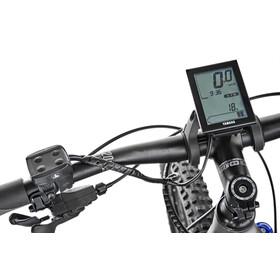 HAIBIKE SDURO Cross 6.0 E-crossbike sort